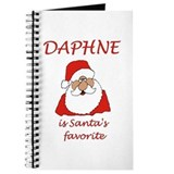 Daphne Christmas Journal