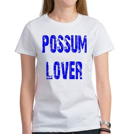 Possum Lover Women's T-Shirt