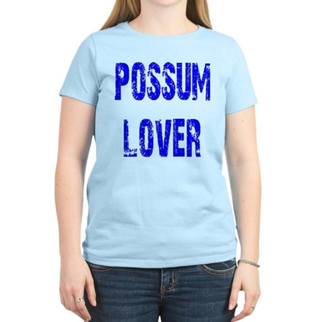 Possum Lover Women's Light T-Shirt