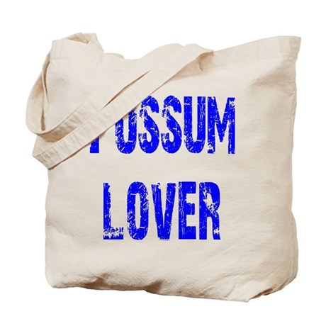 Possum Lover Tote Bag
