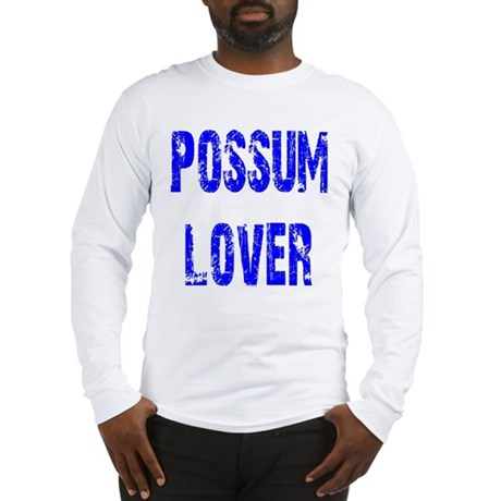 Possum Lover Long Sleeve T-Shirt