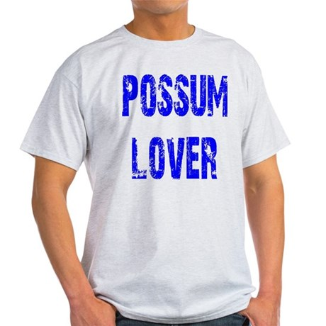 Possum Lover Light T-Shirt