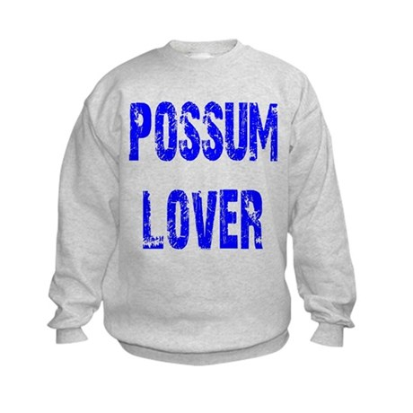 Possum Lover Kids Sweatshirt