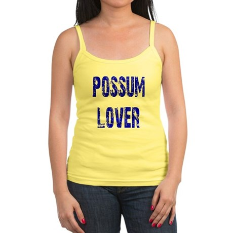 Possum Lover Jr. Spaghetti Tank