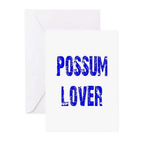 Possum Lover Greeting Cards (Pk of 20)