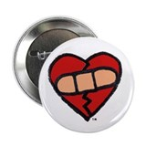 """Mended Heart"" Button"