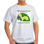 Yellow-Eared Conure Light T-Shirt