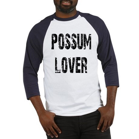 Possum Lover Baseball Jersey