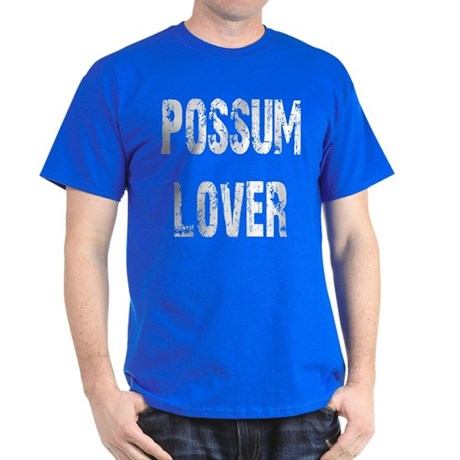 Possum Lover Dark T-Shirt