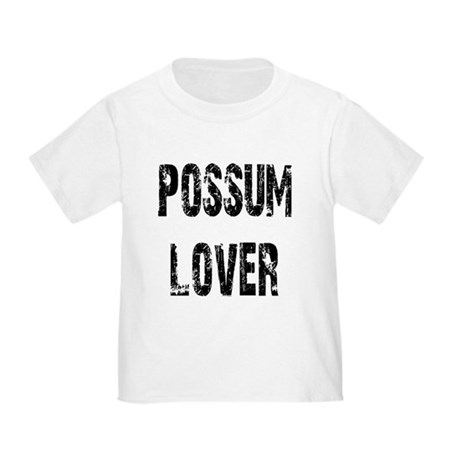 Possum Lover Toddler T-Shirt