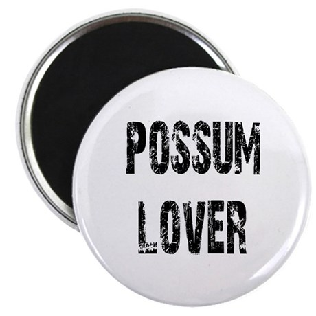 Possum Lover Magnet
