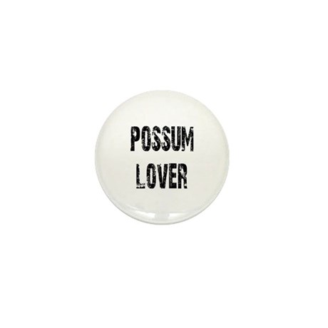 Possum Lover Mini Button (10 pack)