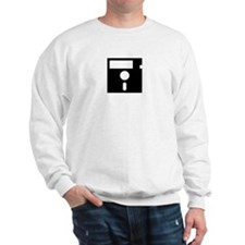 """Floppy Disk"" Sweatshirt"