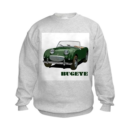 Green Bugeye Kids Sweatshirt