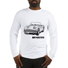 Cute Sports car Long Sleeve T-Shirt