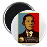 "Obama Graffiti 2.25"" Magnet (100 pack)"