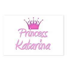 Princess Katarina Postcards (Package of 8)