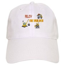 Riley the Builder Baseball Cap