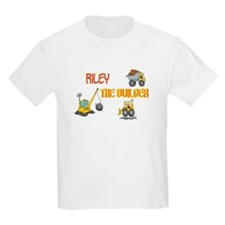 Riley the Builder T-Shirt