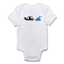Car Chase Infant Bodysuit