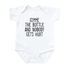 Infant Bodysuit Gimme the Bottle