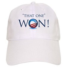 That One Won! Baseball Cap
