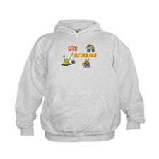 Sam the Builder Hoodie