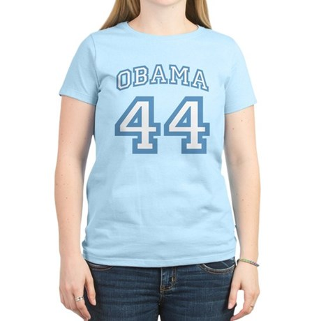 OBAMA 44 Women's Light T-Shirt