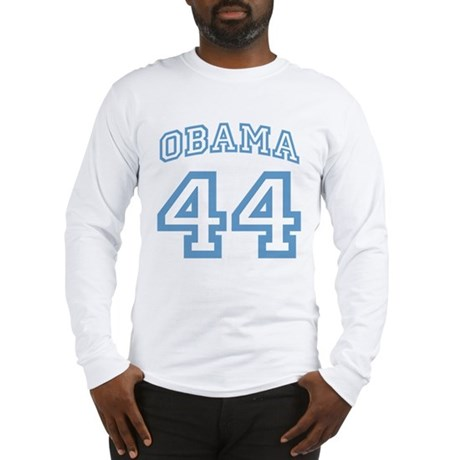 OBAMA 44 Long Sleeve T-Shirt