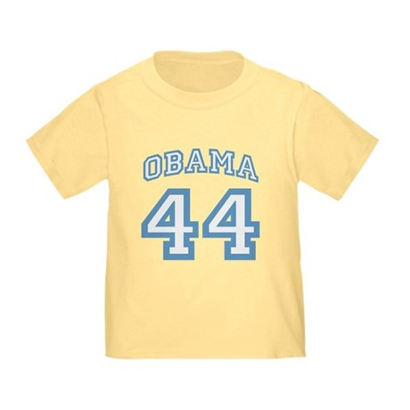 OBAMA 44 Toddler T-Shirt
