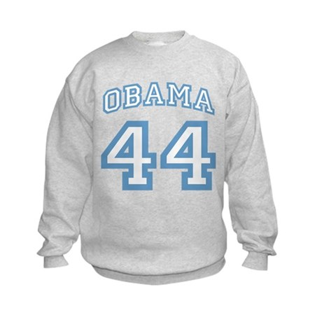 OBAMA 44 Kids Sweatshirt