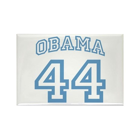 OBAMA 44 Rectangle Magnet