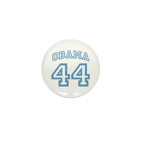 OBAMA 44 Mini Button