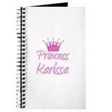 Princess Karissa Journal