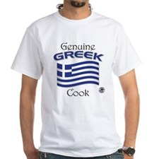 Genuine Greek Cook Shirt