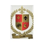 LORIOT Family Rectangle Magnet