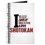 Bleed Sweat Breathe Shotokan Journal
