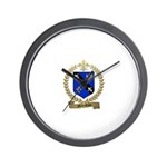 MALENFANT Family Wall Clock