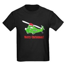 Cute Military helicopter T