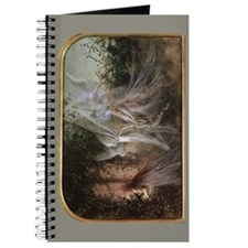 """Fairies Looking"" Fairy Art Journal"