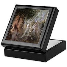 """Fairies Looking"" Fairy Art Box"