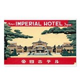 Imperial Hotel * Tokyo Japan Postcards (Package of