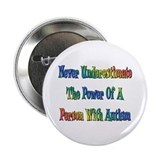 "Autism Power 2.25"" Button"