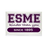 Esme, Kinder Than You. Rectangle Magnet
