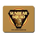 Sunbear Squad Mousepad