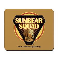 Sunbear Squad Mousepad