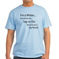 Cute Writing T-Shirt