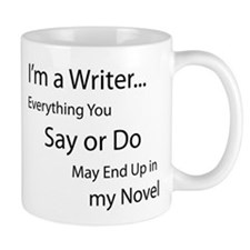 Cute Writers Mug