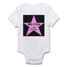 Malia & Sasha 1st Kids Infant Bodysuit