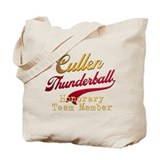 Cullen Thunderball Team Member Tote Bag